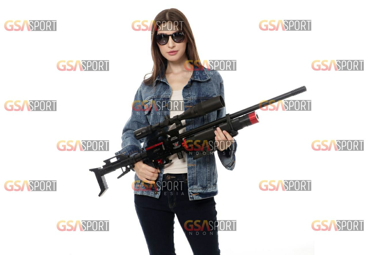 jual pcp ghost warrior