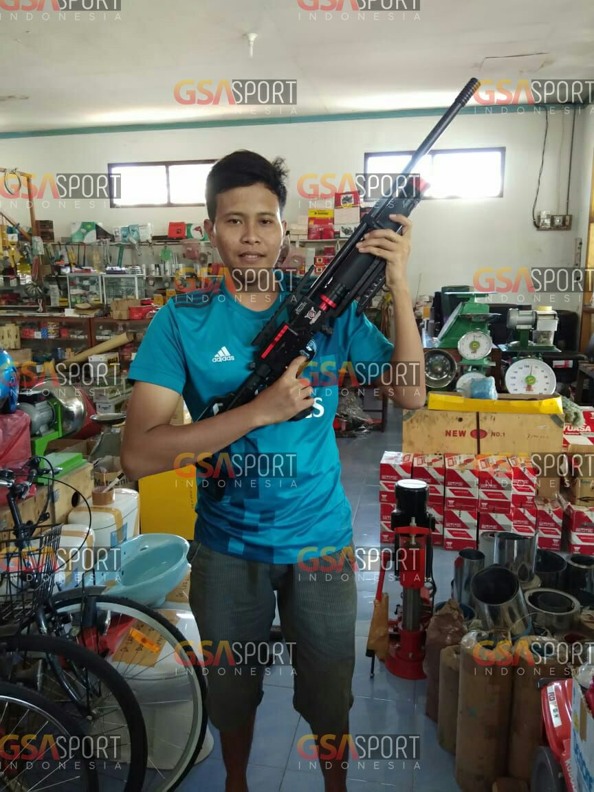 toko pcp ghost warrior testimoni GSA Sport Indonesia-min
